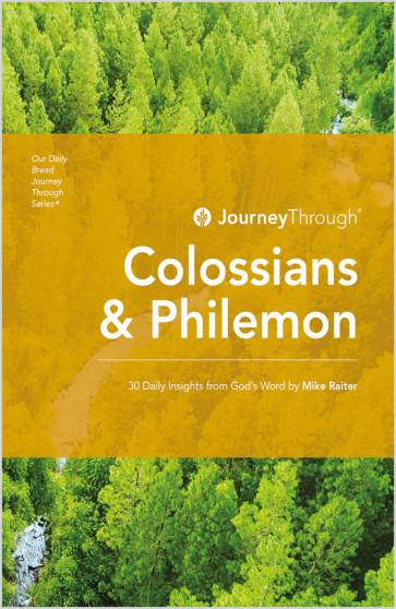 Journey Through Colossians & Philemon