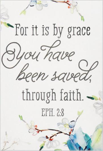 Ephesians 2:8 Magnet