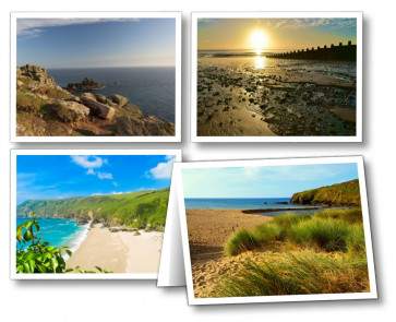 Our Daily Bread Readers' Notecards - Coastal
