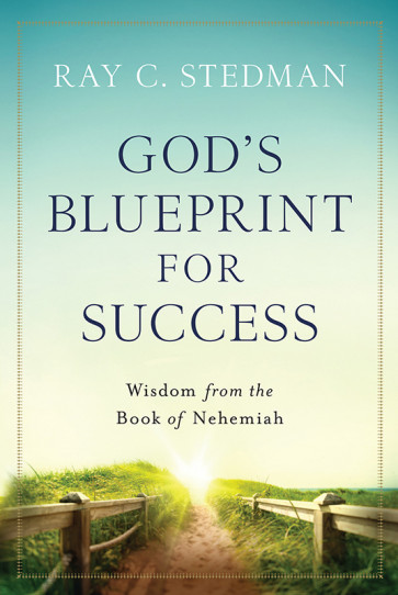 God's Blueprint for Success (Book)