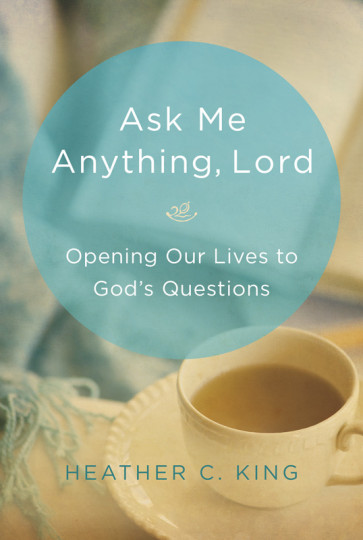As Me Anything, Lord ISBN 978-1-57293-789-5