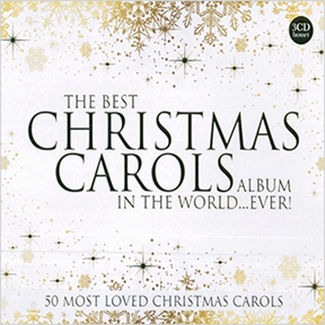 The best christmas carols album in the world ever 3 cd set for The best house music ever