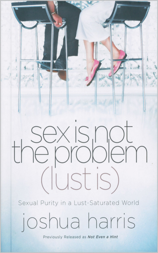 Sex is not the problem — 8