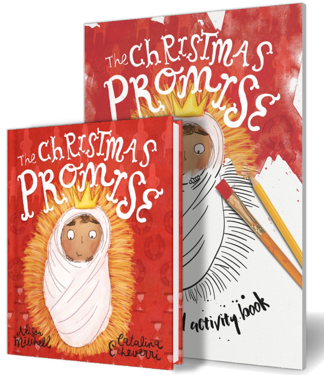 The Christmas Promise Book.The Christmas Promise Set