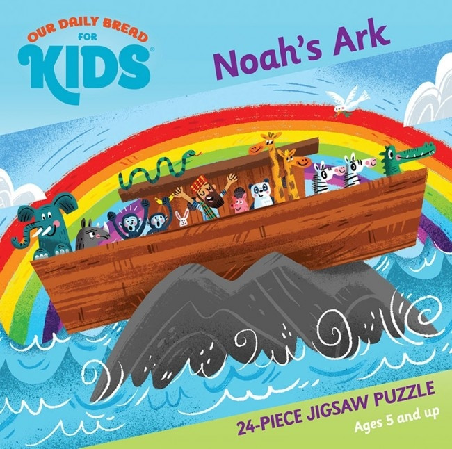 Our Daily Bread for Kids: Noah