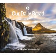 2020 Our Daily Bread Inspirational Calendar