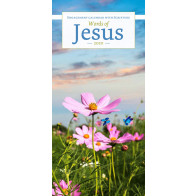 2020 Words of Jesus Calendar