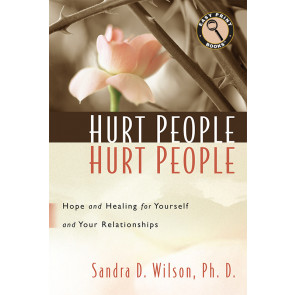 Large Print: Hurt People Hurt People ISBN 978-1-62707-066-9