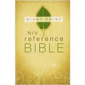 NIV Reference Bible