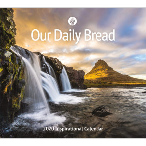2020 Our Daily Bread Inspirational Calendar