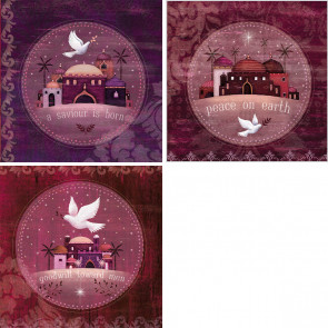Doves Set (Christmas Cards)