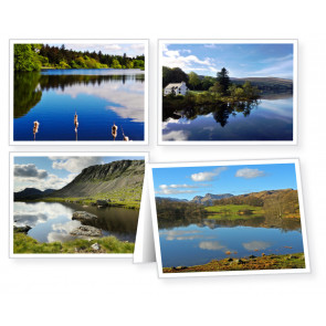 Our Daily Bread Readers' Notecards: Lakes