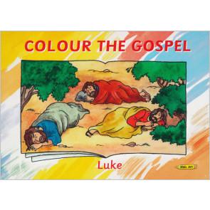 Colour the Gospel: Luke