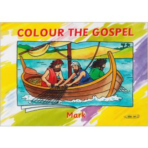 Colour the Gospel: Mark