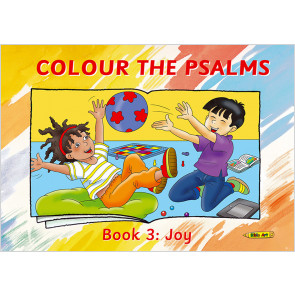 Colour the Psalms: Joy