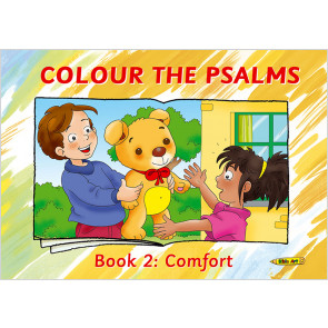 Colour the Psalms: Comfort