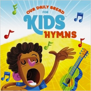 Our Daily Bread for Kids: Hymns (CD)