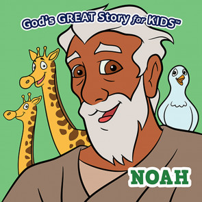 God's Great Story for Kids: Noah