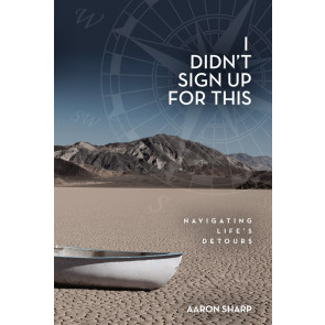 I Didn't Sing Up for This ISBN 978-1-57293-513-6 by Aaron Sharp