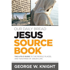 Our Daily Bread Jesus Sourcebook (paperback)