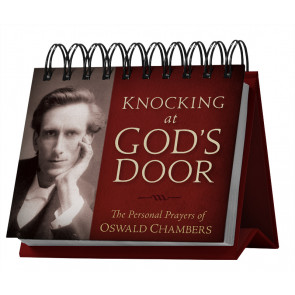 Knocking at God's Door Perpetual Calendar (Cards/Stationery)