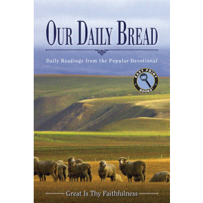 Large Print Our Daily Bread Vol. 2 ISBN 978-1-57293-753-6