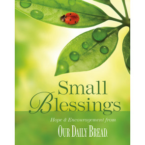 Small Blessings ISBN 978-1-62707-077-5