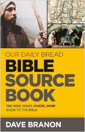 Our Daily Bread Bible Sourcebook