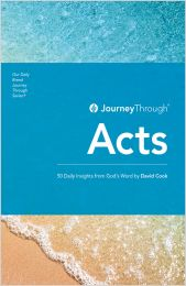 Journey Through Acts