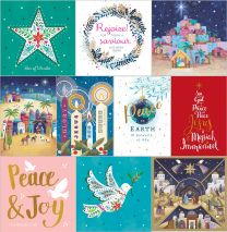 20 Christmas Card Variety Pack