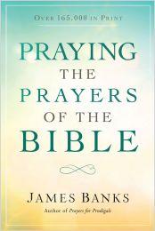 Praying the Prayers of the Bible (paperback)