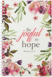 Be Joyful in Hope Notebook
