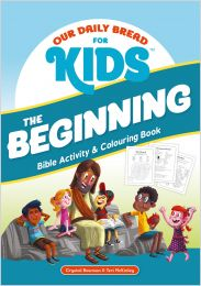 Our Daily Bread for Kids: The Beginning