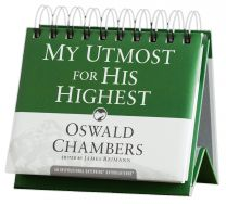 My Utmost for His Highest Perpetual Calendar