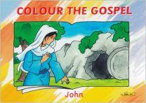Colour the Gospel: John