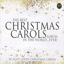 The Best Christmas Carols Album in the World . . . Ever! (CD)