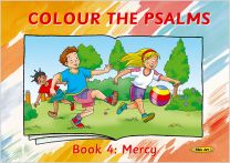 Colour the Psalms: Mercy