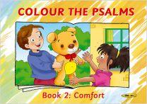 Colour the Psalms: Comfort