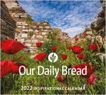 2022 Our Daily Bread Inspirational Calendar
