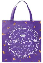 Strength & Dignity Tote Bag