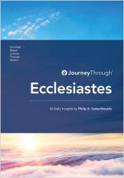Journey Through Ecclesiastes