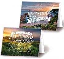 Notecard Sunset Set