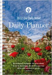 2022 Our Daily Bread Daily Planner