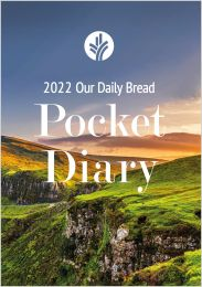 2022 Our Daily Bread Pocket Diary