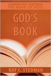 God's Unfinished Book