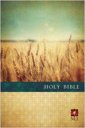 NLT Large Print Slimline Bible