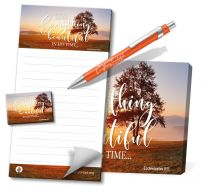 Everything Beautiful Stationery Set in Gift Box