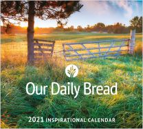 2021 Our Daily Bread Inspirational Calendar