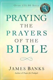 Praying the Prayers of the Bible (Easy Print Edition)