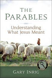 The Parables — Easy Print Edition (Book)